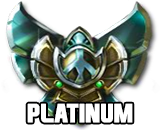 LOL Account  Platinum I | 136 Champions | 42 Skins | Victorious Oriana | Victorious Graves