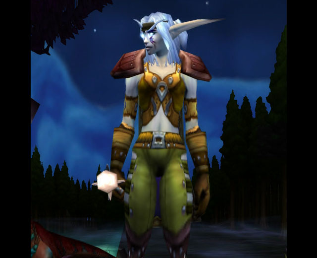 WoW Classic Account  40 Night Elf Hunter | 65 Gold | Skystriker Bow | 162 Agility