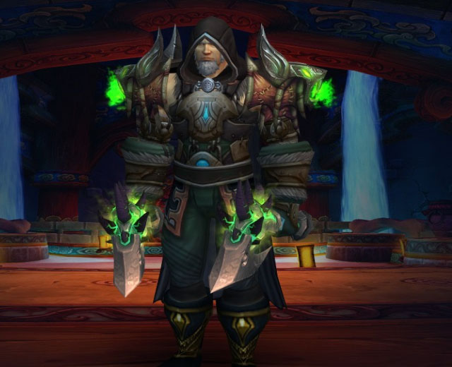 WoW Account  120 Human Windwalker Monk | 6x iLvl 420+ EPics | iLvl 416 | Raid Ready!