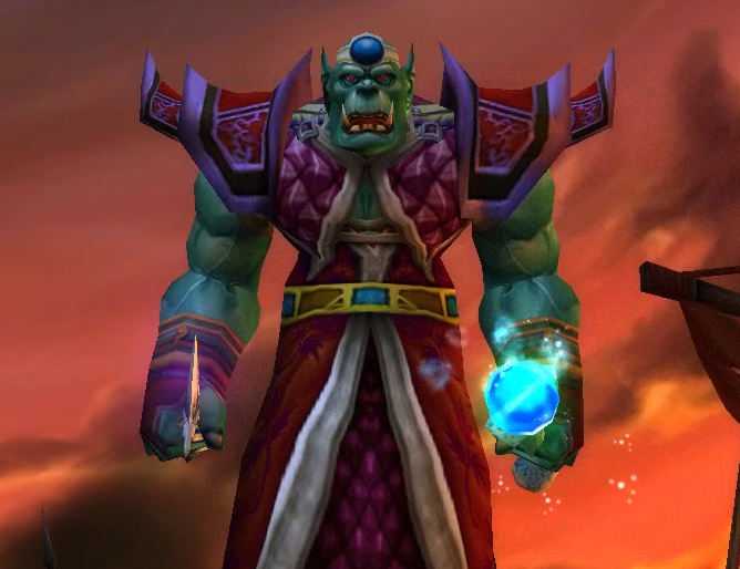 WoW Account  60 Orc Warlock | Fairbanks | Mount Unlocked | 4x Epics | Felheart Pants