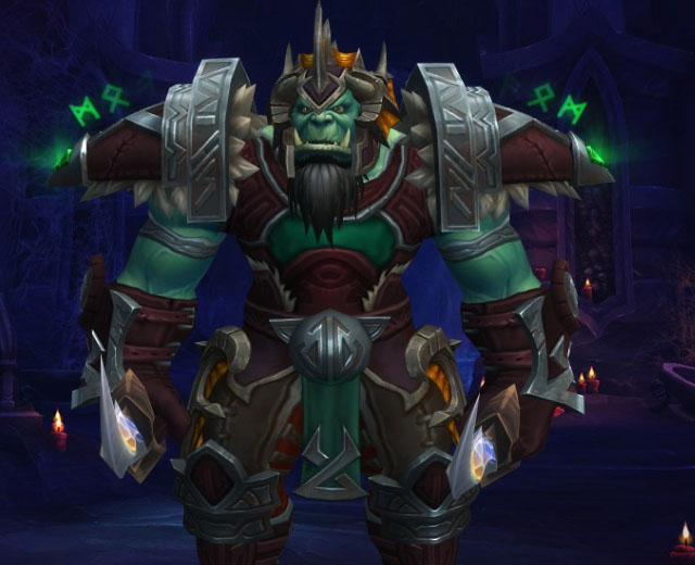 WoW Account  120 Orc Assassination Rogue | 11x iLvl 430+ Epics | Heart Level 65 | Combatant | Challenger