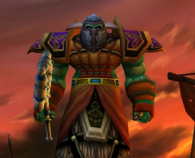 WoW EU Classic Account  60 Orc Shaman | Bloodfang | Mount Unlocked | 434 Honorable Kills