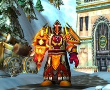 60 Dwarf Paladin | Windseeker | Sulfuras Hand of Ragnaros (Legendary) | 12x Epics | Must See for sale