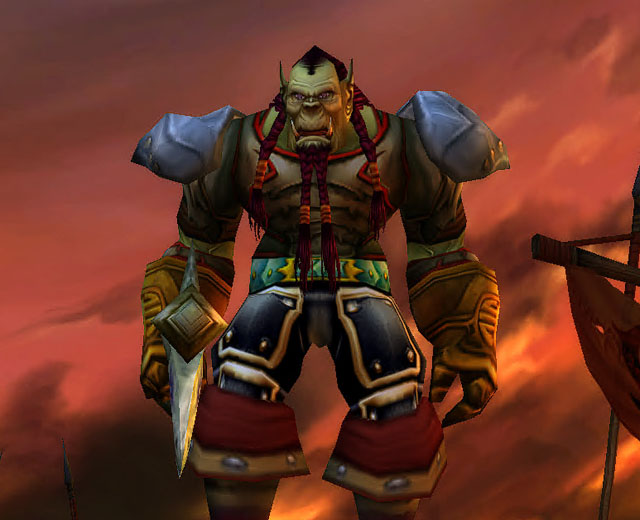 WoW Classic Account  60 Orc Warrior | Bigglesworth | Grunt | 1x Epic | Server Transfer Ready!