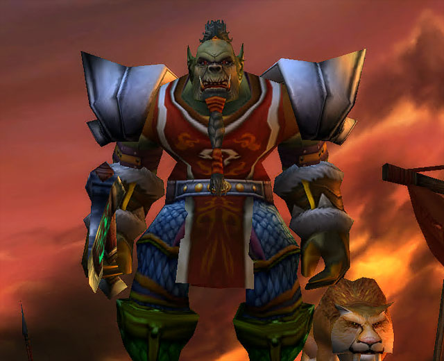 WoW Classic Account  60 Orc Hunter | Benediction | Sergeant | 2 Piece T1 | 5x Epics