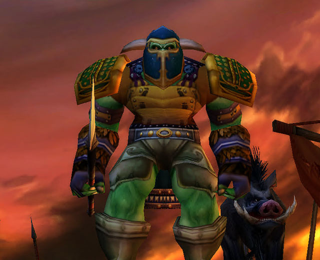 WoW Classic Account  60 Orc Hunter | Benediction | 500+ Gold | Sergeant | 1 Piece T1 | 4x Epics