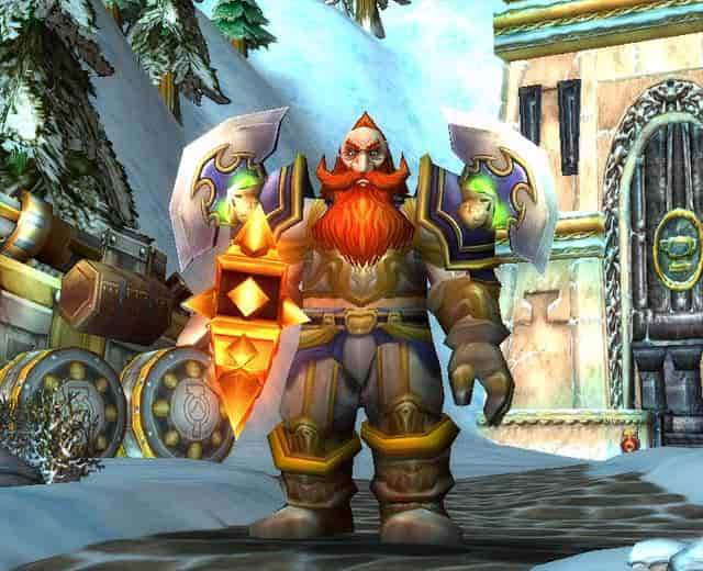 WoW Classic Account  60 Dwarf Warrior | Benediction | Sulfuras Hand of Ragnaros | Sergeant Major | Must See!