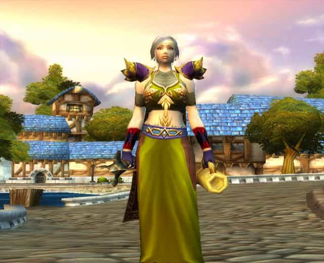 WoW Classic Account  60 Human Priest | Sulfuras | Epic Gloves | Great Starter Account!